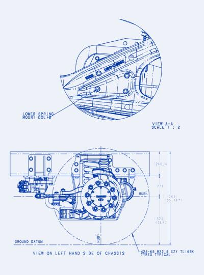 Vector Truck Designs